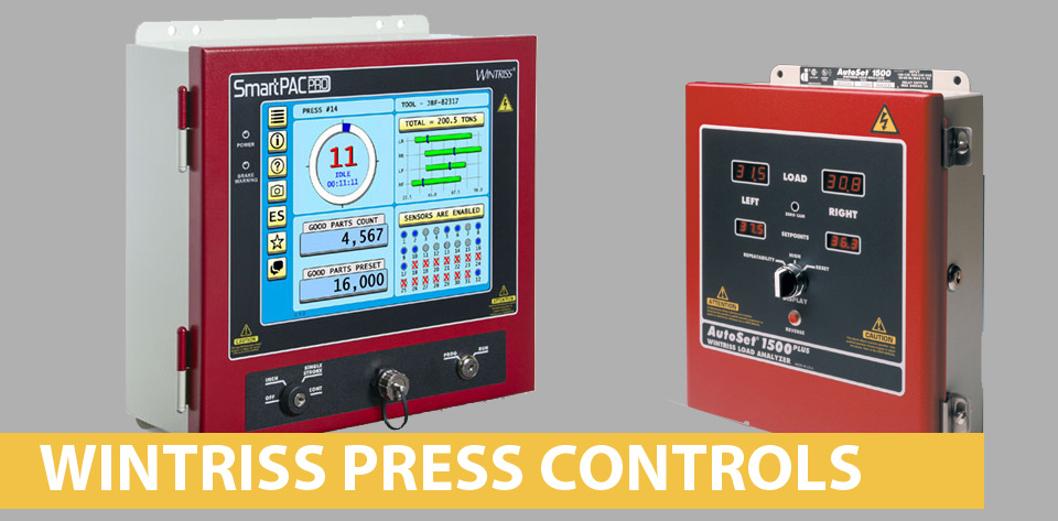 Wintriss Press Controls